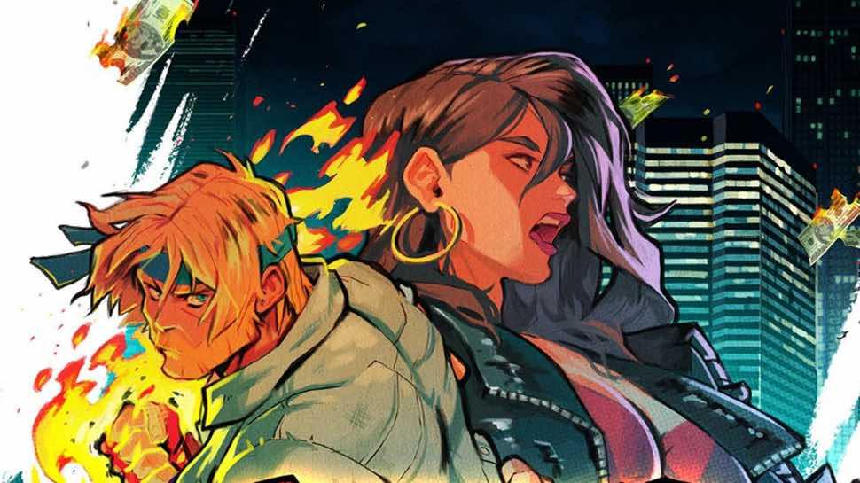 Streets of Rage 4 EGX 2019