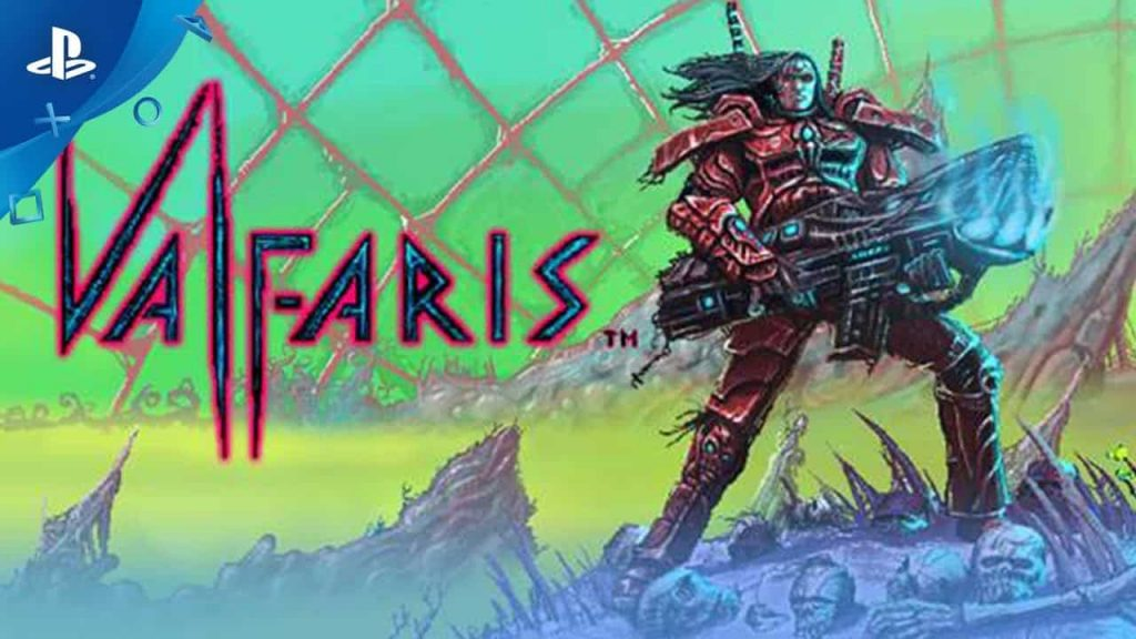 Valfaris PS4 Review
