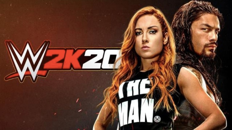 WWE 2K20 PS4 Review