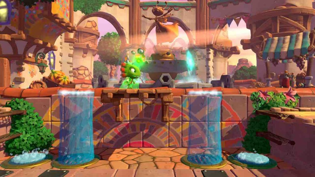 Yooka-Laylee and the Impossible Lair PS4 Review 1