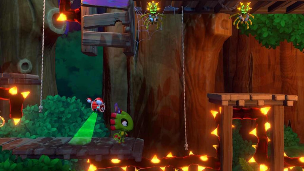 Yooka-Laylee and the Impossible Lair PS4 Review 5