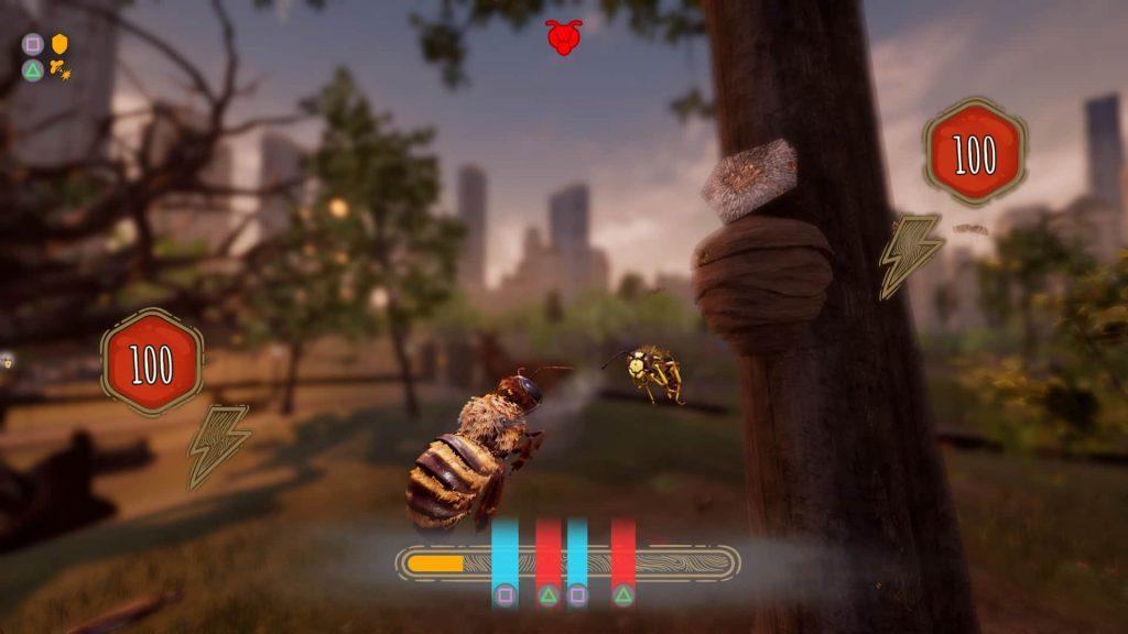 Bee Simulator PS4 Review 3