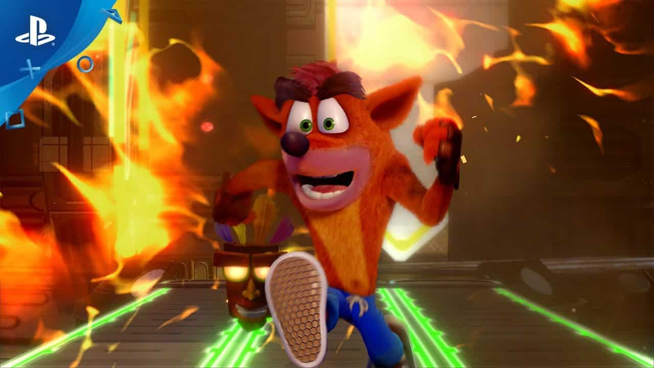 Crash Bandicoot is getting another game this yeara