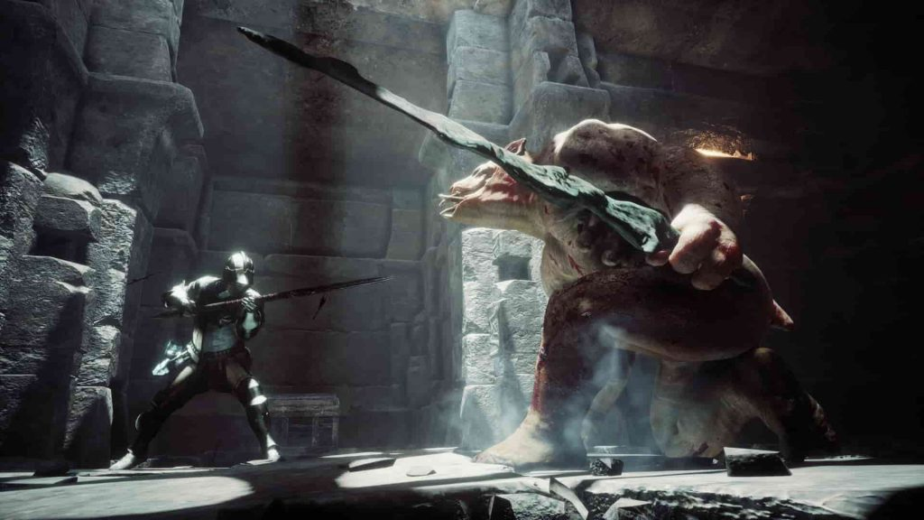 Capcom Hasn't 'Completely Given Up on' Deep Down, Says Producer