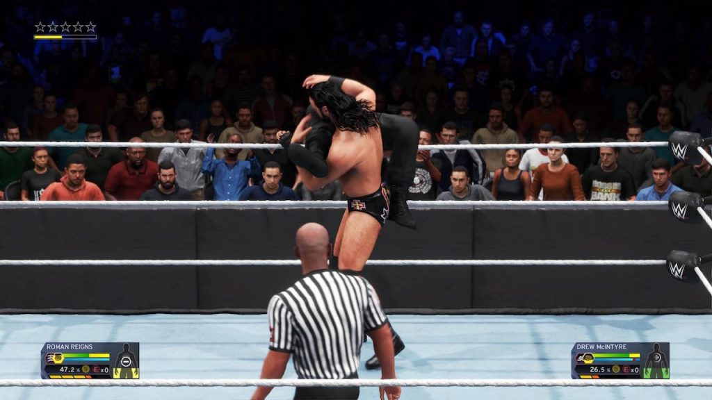 WWE 2K20 PS4 Review 5