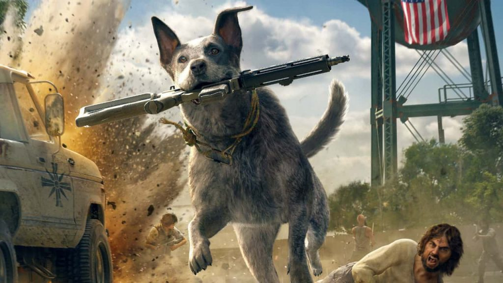 Best Dogs On PS4 Boomer