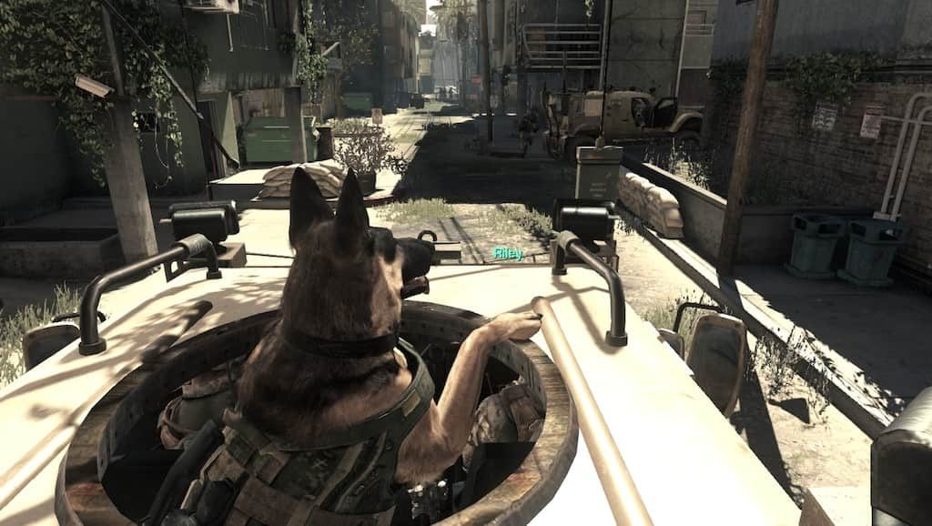 best dogs on PS4 Riley
