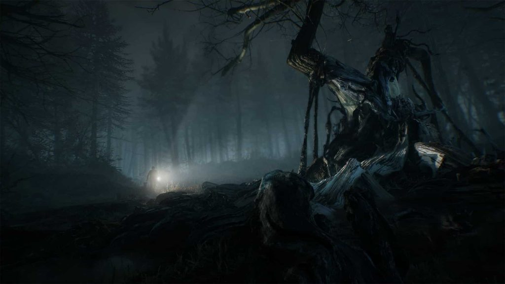 Best PS4 Horror Games Blair Witch