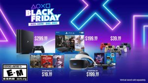 Black Friday 2019 PS4 PS4 Pro Bundles
