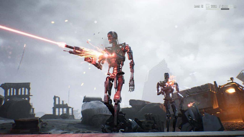 Checkpoint Terminator Resistance 1