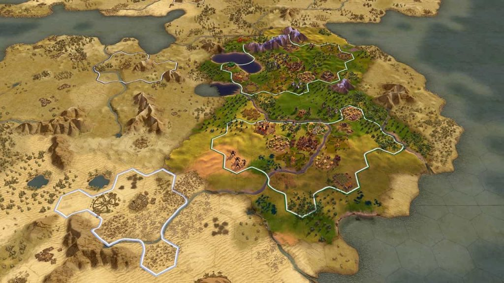 Civilization VI PS4 Review 1