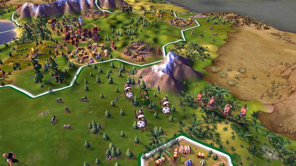 Civilization VI PS4 Review 2