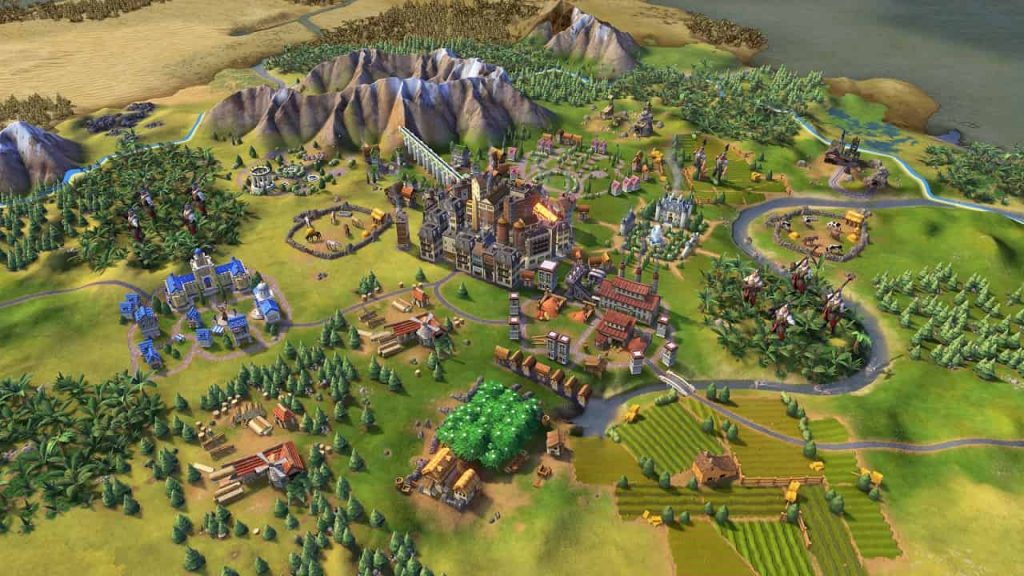 Civilization VI PS4 Review 3