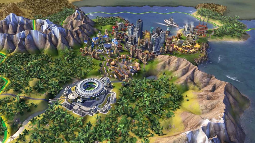 Civilization VI PS4 Review 4