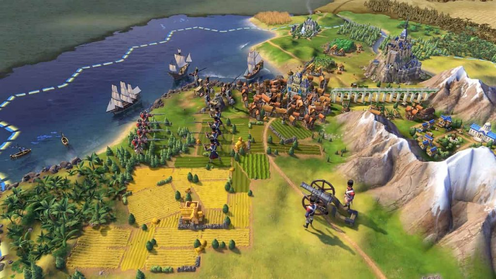 Civilization VI PS4 Review 5
