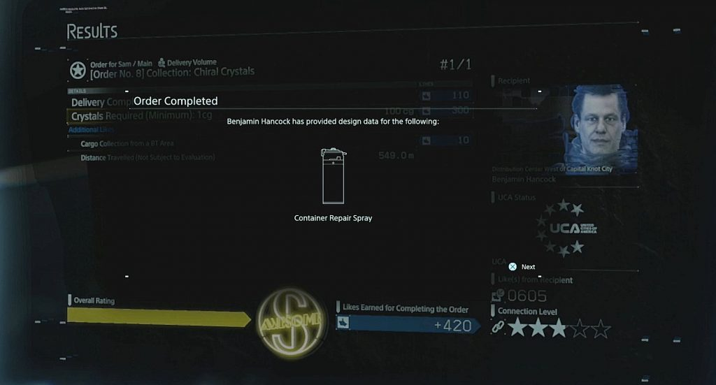 death-stranding-how-to-unlock-weapons-vehicles-and-new-fabrication-plans