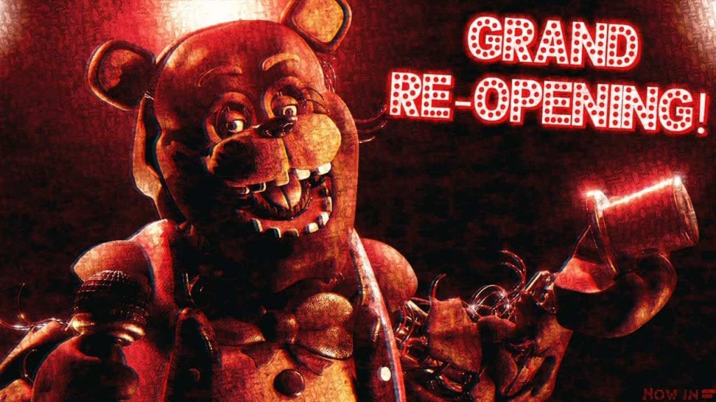 Five Nights At Freddy's 2 PS4