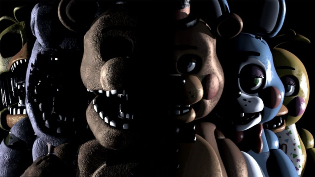 Five Nights At Freddy's PS4 Release