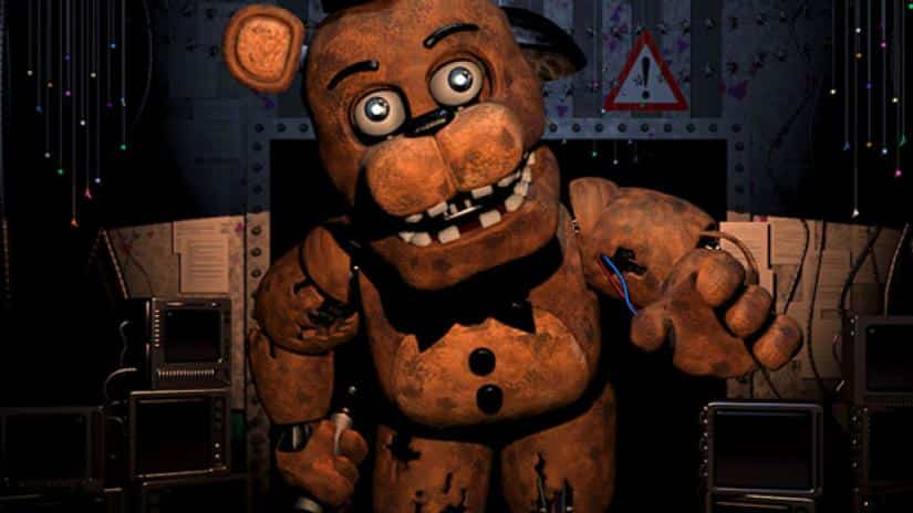 Five Nights at Freddys PS4