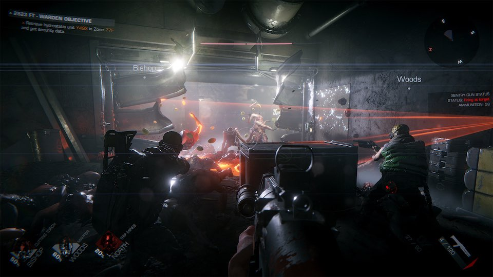 gtfo ps4 release