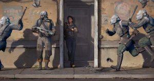 Half-Life Alyx PSVR PS4 PS5