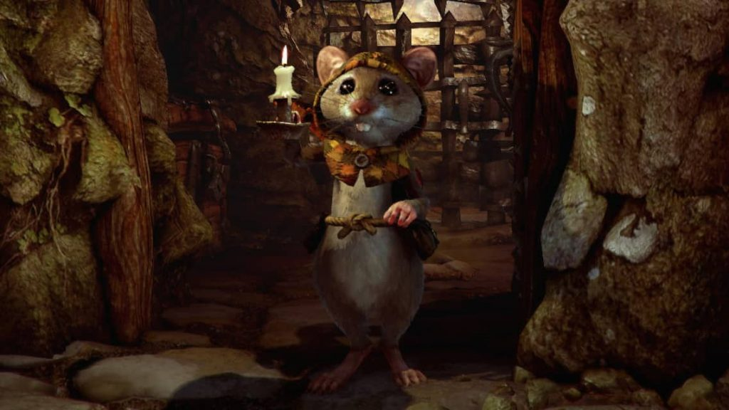 Holiday PS4 Gift Guide 2019 Ghost of a Tale