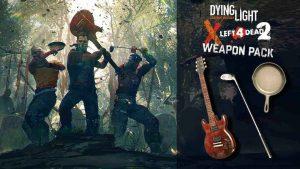 Left 4 Dead 2 PS4 Dying Light