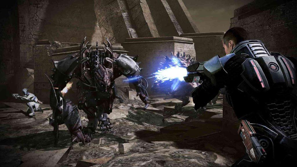 Mass Effect PS5 1
