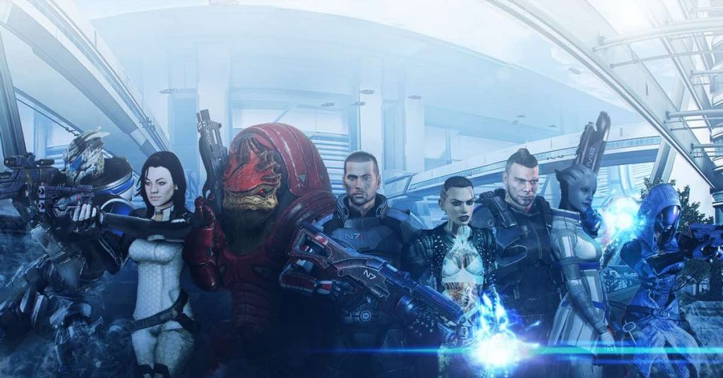 New Mass Effect reportedly in 'very early development and Anthem 2.0 planned'