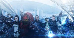 Mass Effect PS5