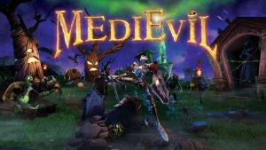 Medievil PS4 1.02 Patch Update