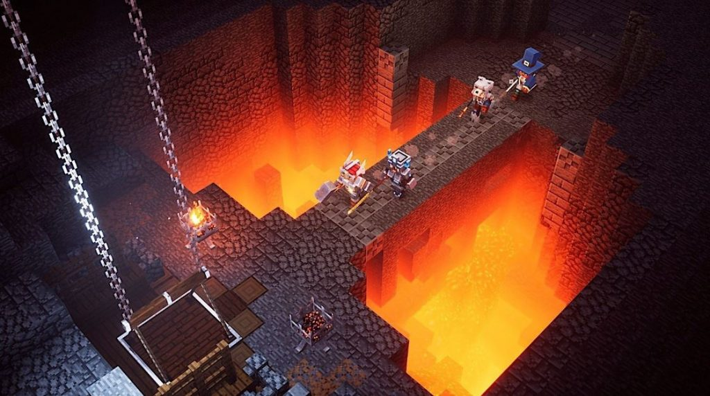 minecraft-dungeons-release-window-announced