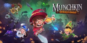 Munchkin Quacked Quest PS4 Review