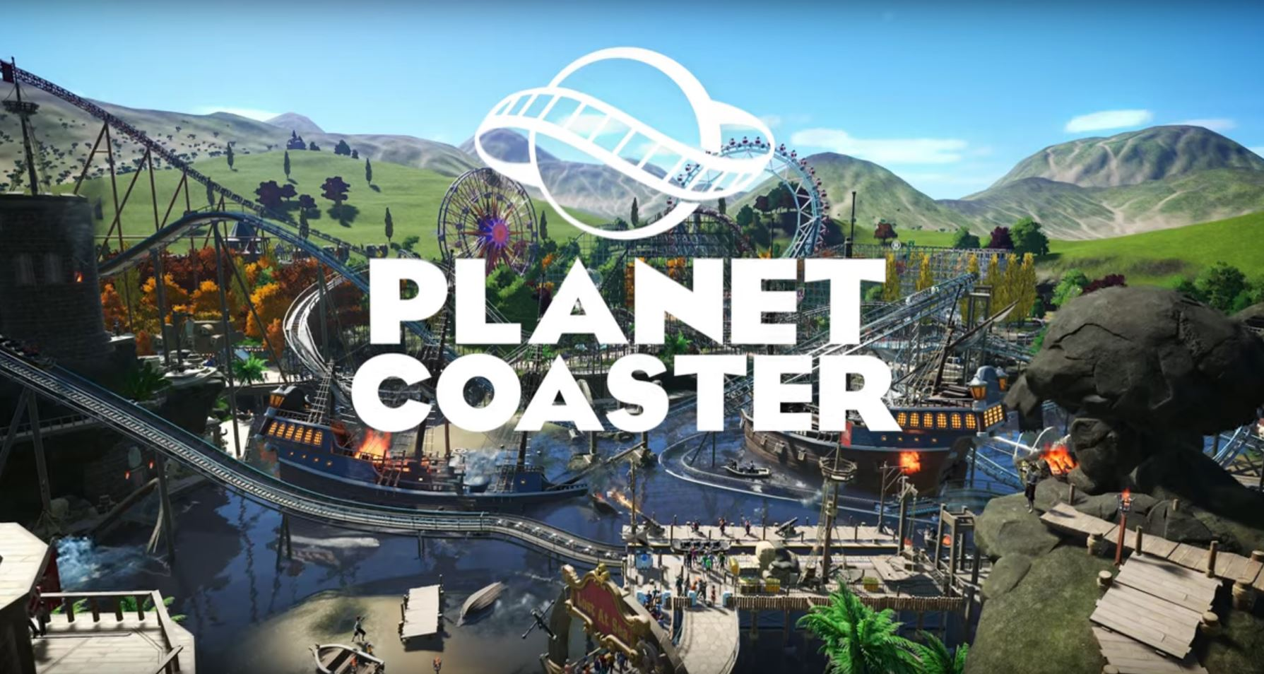 Planet Coaster PS4 Release Confirmed For Summer 2020 - PlayStation ...