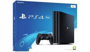 PS4 Pro Bundles