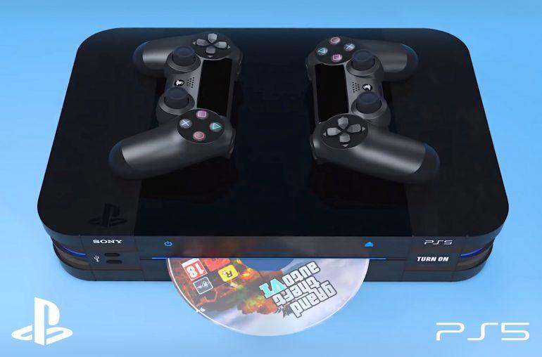 PS5 Concept 1
