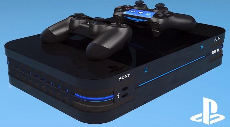 PS5 Concept
