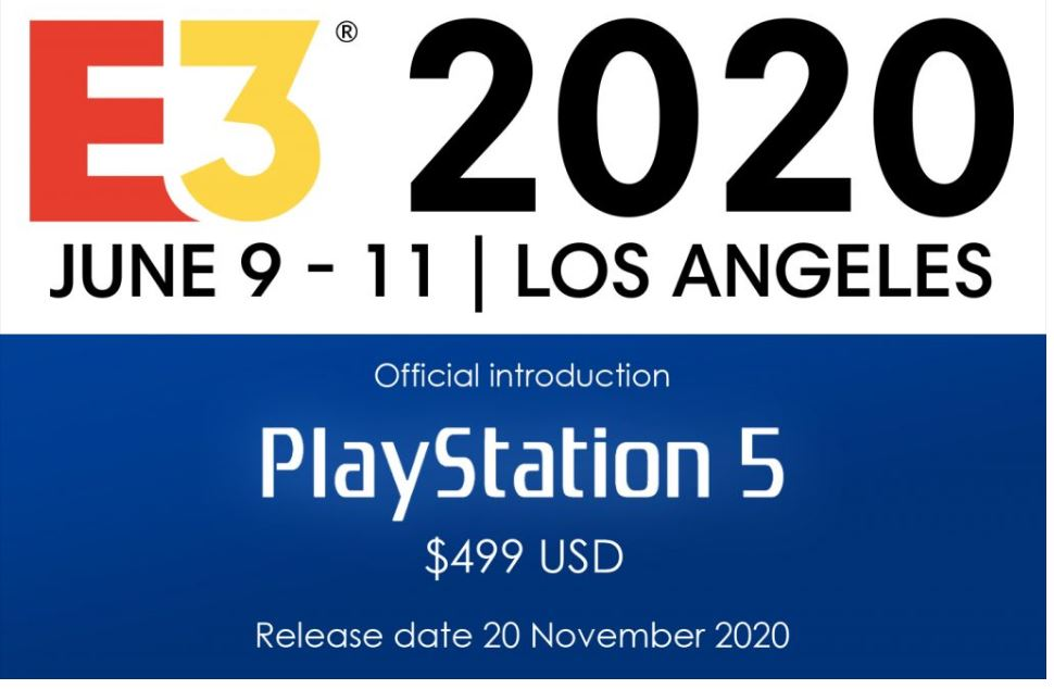 PS5 Price Release Date Leak
