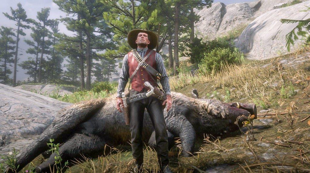 red dead 2 screenshot 3