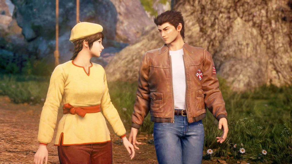Shenmue 3 PS4 Preview 2