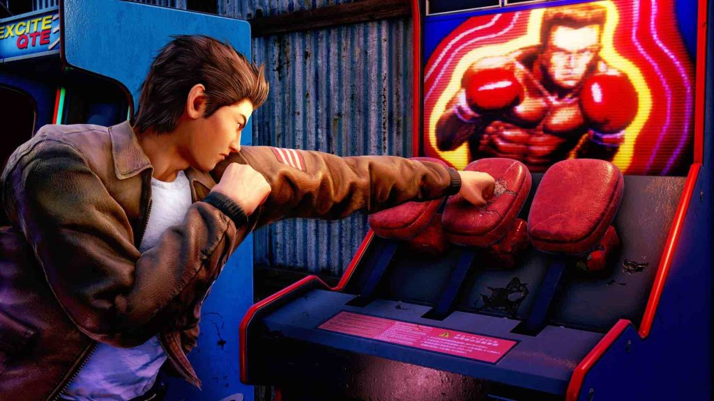 Shenmue 3 PS4 Preview 3