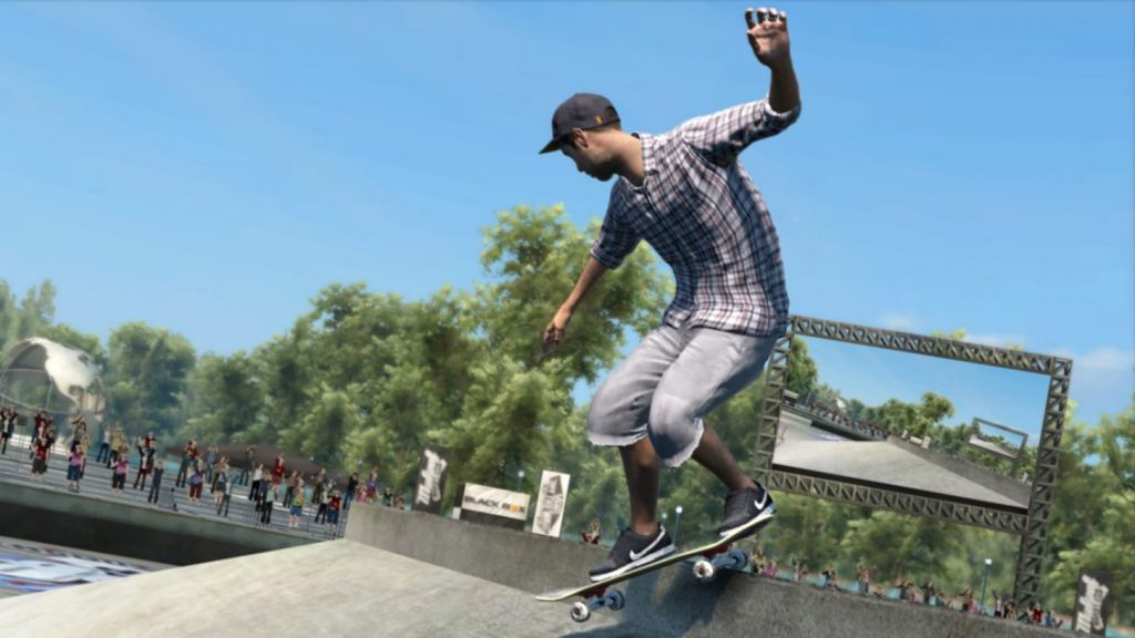 EA ditches Skate trademark, effectively axing a Skate 4