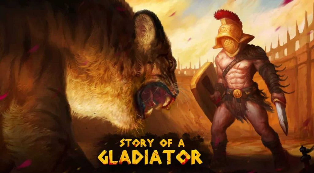Story of a Gladiator PS4 Review