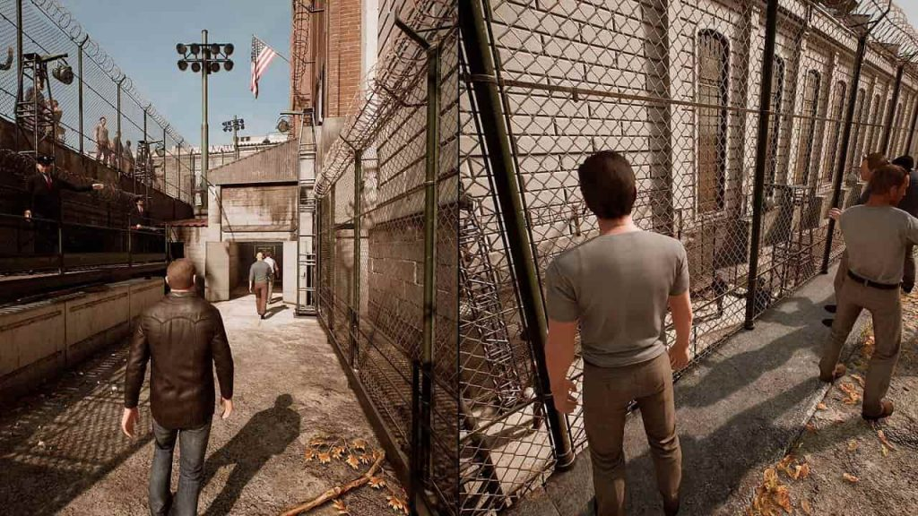 Thanksgiving PS4 A Way Out