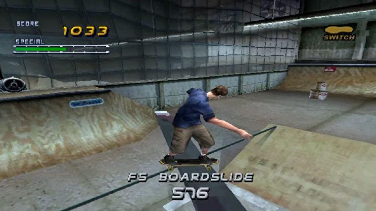 Tony Hawks 1 2 PS4