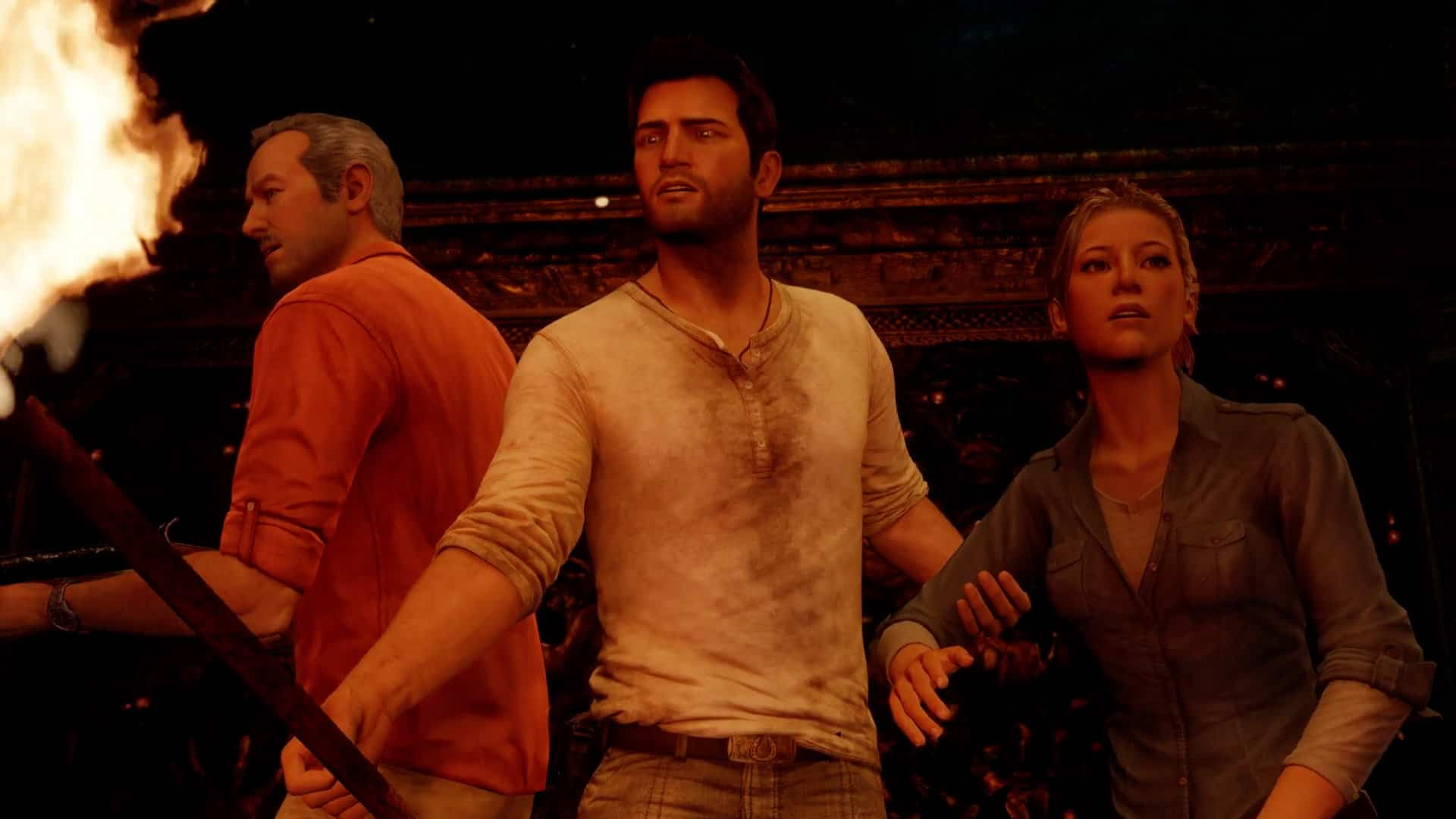 Uncharted The Nathan Drake Collection Ps4 Review Playstation