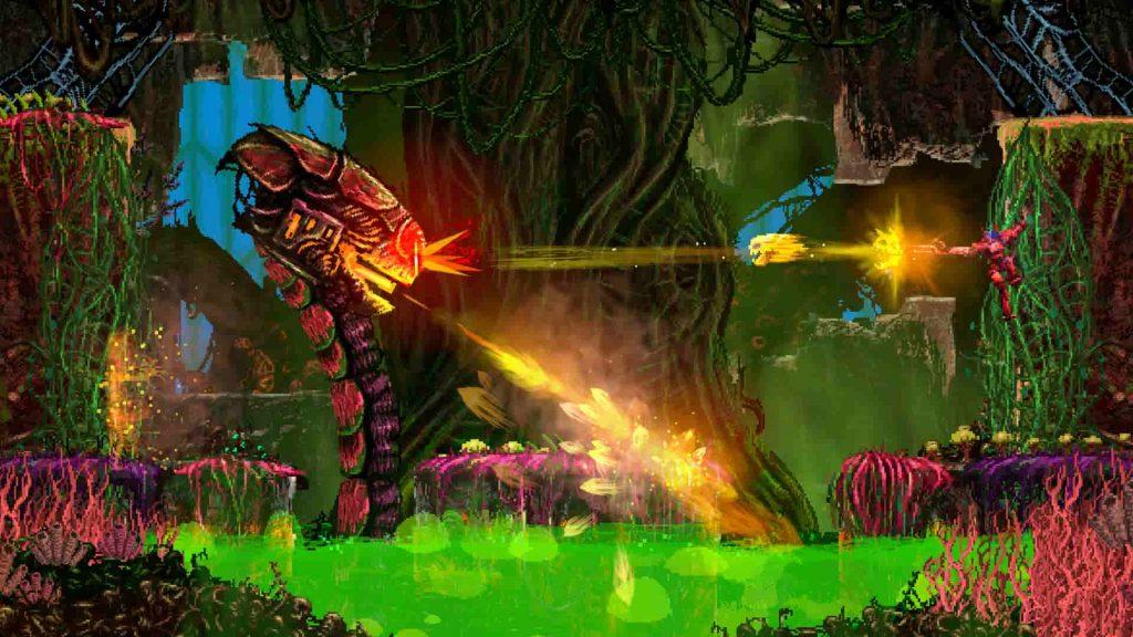 Valfaris PS4 Review 3
