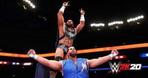 WWE 2K20 Patch 1.02