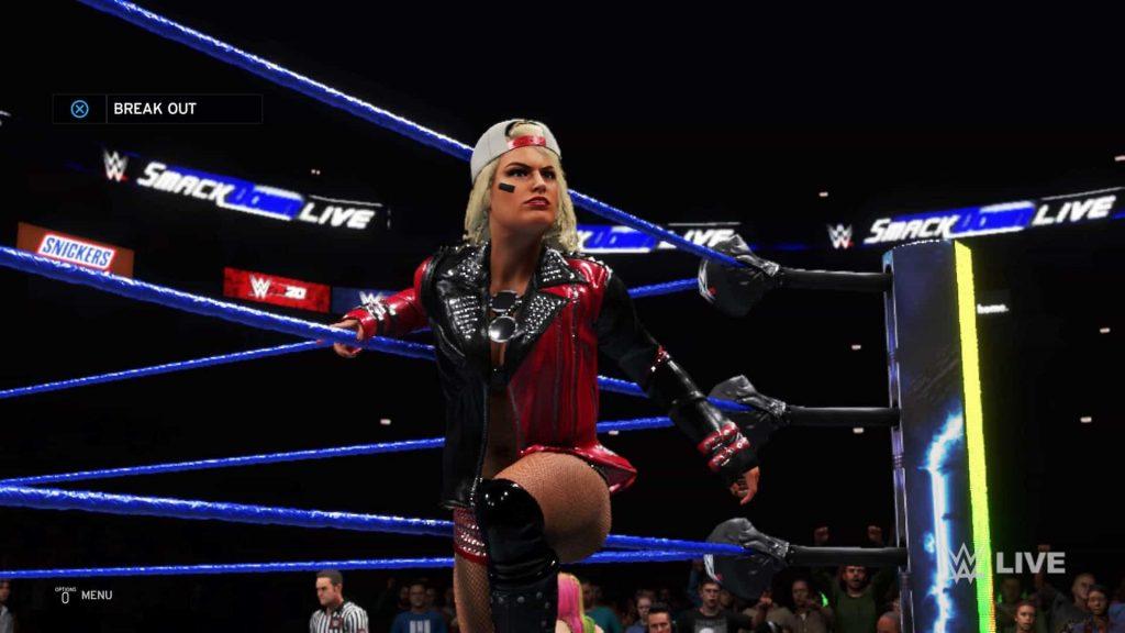 WWE 2K20 Update 1.03