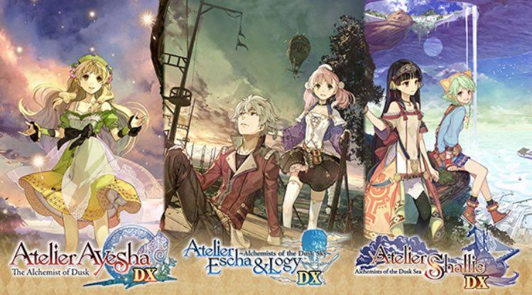 Atelier Dusk Trilogy DX PS4 Review